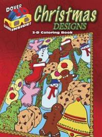 Christmas Designs Coloring Book