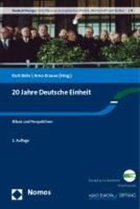 20 Jahre Deutsche Einheit: Bilanz Und Perspektiven