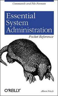 Essential System Administration Pocket Reference