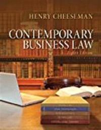 Contemporary Business Law, Student Value Edition