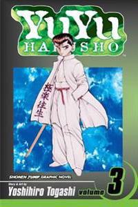 Yuyu Hakusho, Vol. 3