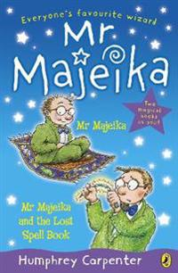 Mr majeika and mr majeika and the lost spell book bind-up