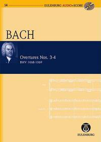 Overtures Nos. 3-4 BWV 1068-1069