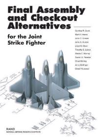 Final Assembly and Checkout Alternatives for the Joint Strike Fighter
