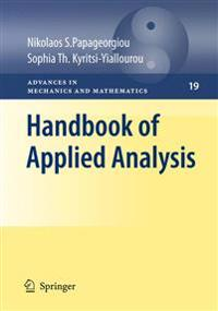 Handbook of Applied Analysis