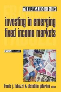 Handbook of Emerging Fixed Income Markets