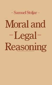 Moral and Legal Reasoning