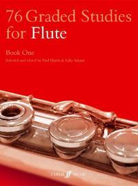 76 Graded Studies for Flute, Book 1