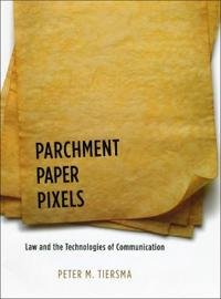Parchment, Paper, Pixels