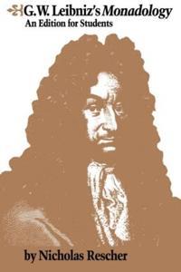 G. W. Leibniz's Monadology