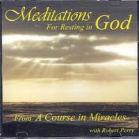 Meditations for Resting in God