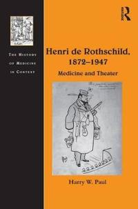 Henri de Rothschild, 1872-1947