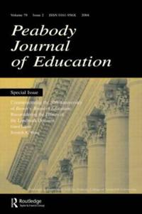 Commemorating the 50th Anniversary of brown V. Board of Education: