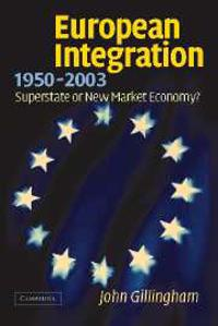 European Integration, 1950-2003