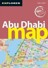Explorer Map Abu Dhabi
