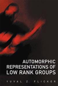 Automorphic Representations of Low Rank Groups