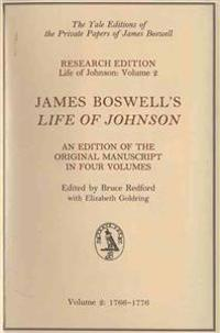 James Boswell's Life of Johnson