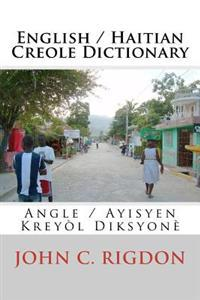 English / Haitian Creole Dictionary: Angle / Ayisyen Kreyol Diksyone