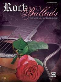 Rock Ballads, Vol 1: Guitar Tab