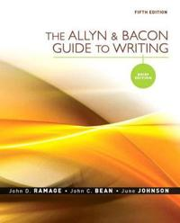 AllynBacon Guide to Writing