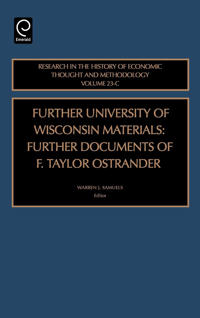 Further University Of Wisconsin Materials