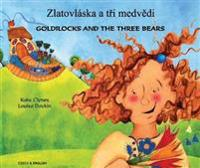 Goldilocks and the three bears in czech and english