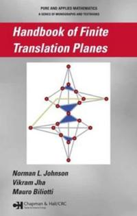 Handbook of Finite Translation Planes