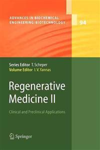 Regenerative Medicine II