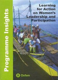 Learning for Action on Women's Leadership and Participation