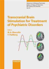 Transcranial Brain Stimulation for Treatment of Psychiatric Disorders
