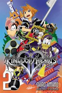 Kingdom Hearts II 2