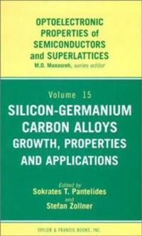 Silicon-Germanium Carbon Alloy