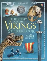 Story of the Vikings Sticker Book