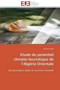 Etude Du Potentiel Climato-Touristique de L Alg�rie Orientale
