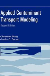 Applied Contaminant Transport Modeling