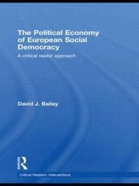 The Political Economy of European Social Democracy