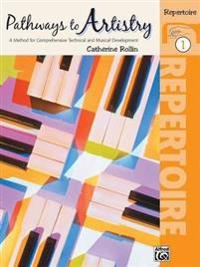Pathways to Artistry Repertoire, Bk 1