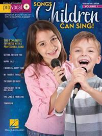 Songs Children Can Sing!