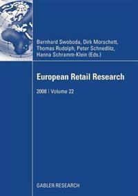 European Retail Research 2008