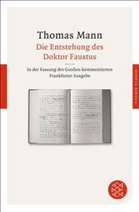 Die Entstehung des Doktor Faustus