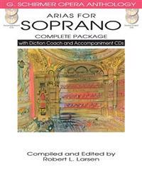 Arias for Soprano Complete Package [With 2 CDs]