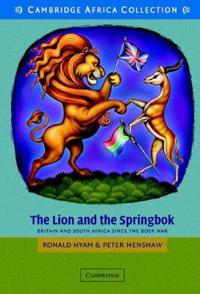 Lion and the Springbook African Edition