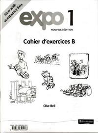 Expo 1 Workbook B Pack of 8 New Edition