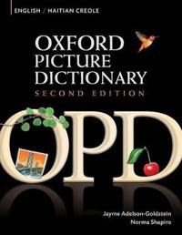 Oxford Picture Dictionary Second Edition: English-Haitian Creole Edition