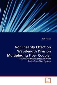 Nonlinearity Effect on Wavelength Division Multiplexing Fiber Coupler