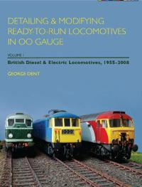 Detailing & Modifying Ready-to-Run Locomotives in 00 Gauge