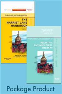 The Harriet Lane Handbook / The Harriet Lane Handbook of Pediatric Antimicrobial Therapy