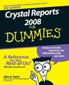 Crystal Reports 2008 for Dummies