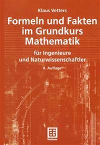 Furmeln Und Fakten Im Grundkurs Mathematik