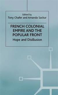 French Colonial Empire and the Popular Front